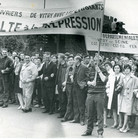 13 mai : Grève générale à Paris et manifestation contre la répression des mobilisations étudiantes démarrées le 22 mars. Salariés et lycéens vitriots sont dans la place.