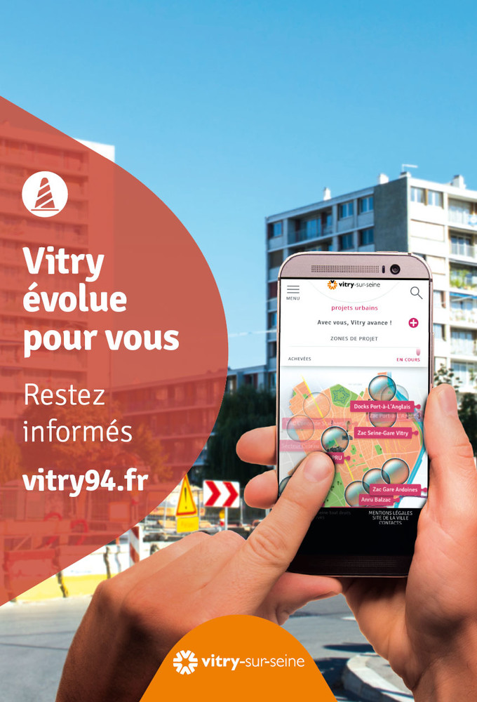 campagne Projets Urbains