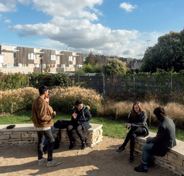 L'aménagement des espaces publics aux Ardoines sera concerté d'ici l'été.