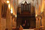 L'orgue de l'église © DR