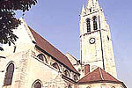 L'église Saint Germain © DR