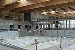 Le point sur le chantier du centre aquatique