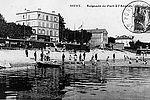 Baignade du Port à l'Anglais © Archives municipales