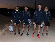 10-3 marathoniens avant course
