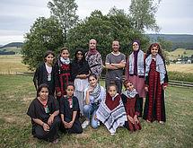 Accueil des enfants sahraouis et palestiniens 1