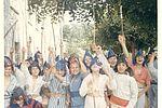Fête du 14 juillet à Saint-Rémy-sur-Durolle en 1966. NC, album photos