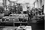 La bibliothèque en 1983 © Archives municipales