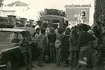 Fin du séjour et départ de la colonie de Saint-Georges de Didonne en 1966. NC, album photos