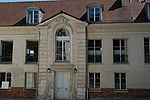 La façade de la bibliothèque Nelson-Mandela © DR