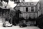 Hotel particulier à l'entrée du parc © Archives municipales