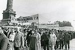 Manifestation des vitriots à Paris le 29 mai 1968. © Ibid. 40Fi5
