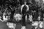 Les fêtes du Lilas 1973 © Archives municipales