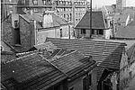 Le centre ville © Archives municipales