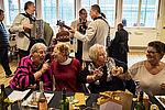 Retraités banquet