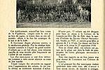 Extrait du bulletin municipal de 1929-1935, p. 20. 1C5