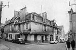 """Le restaurant """"le Petit Tonneau"""", rue Audigeois © Archives municipales"""