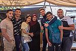 Quatorze Vitriots rentrent d'un voyage de solidarité, proposé chaque année par le service municipal de la Jeunesse.
