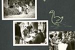 Jeu de l'oie en 1966, à Saint-Rémy-sur-Durolle...un grand classique des colonies ! NC albums photos