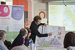 Samedi 16 février, les habitants étaient invités à la présentation de ce nouveau règlement d'urbanisme nourrit de leurs attentes qui sera arrêté par le Grand Orly Seine Bièvre.