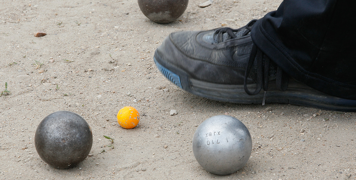 Tournoi international de pétanque de l'Etoile sportive des sourds